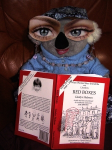 koala reads Red Boxes
